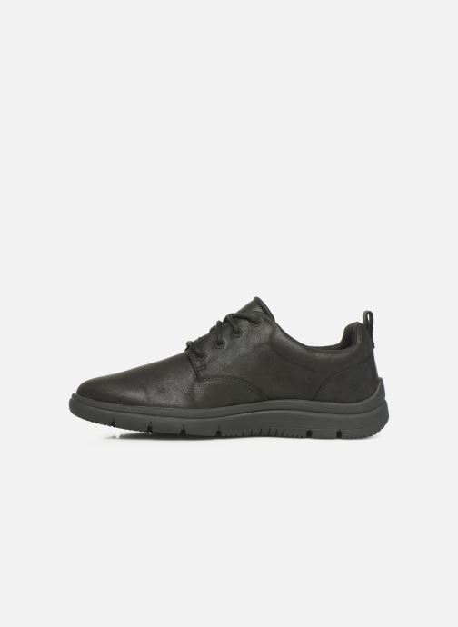 Trainers Cloudsteppers by Clarks Tunsil Lane Black front view