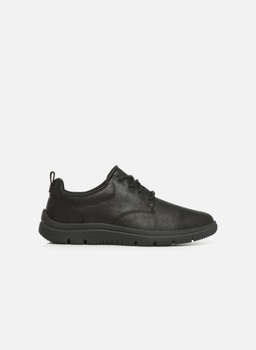 Sneakers Cloudsteppers by Clarks Tunsil Lane Zwart achterkant
