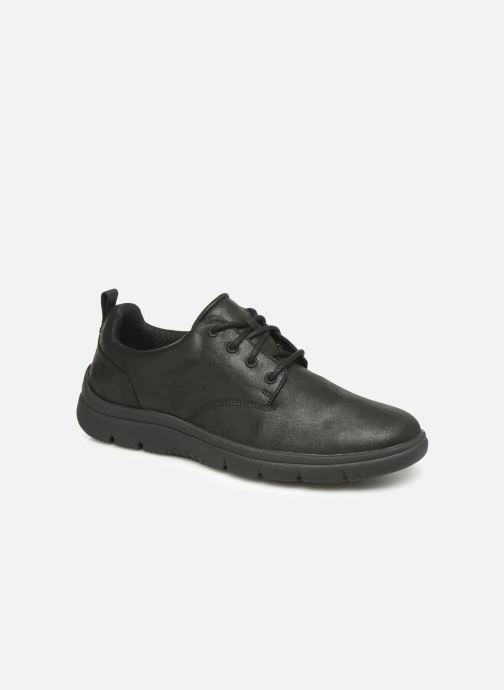 Trainers Cloudsteppers by Clarks Tunsil Lane Black detailed view/ Pair view
