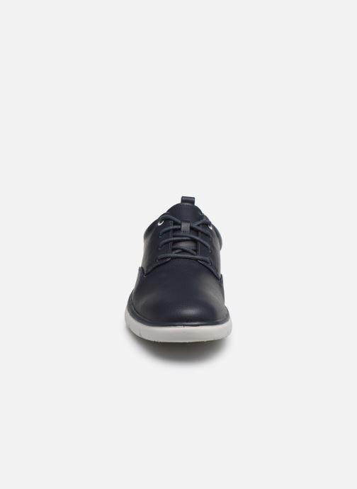 Sneaker Cloudsteppers by Clarks Tunsil Lane blau schuhe getragen