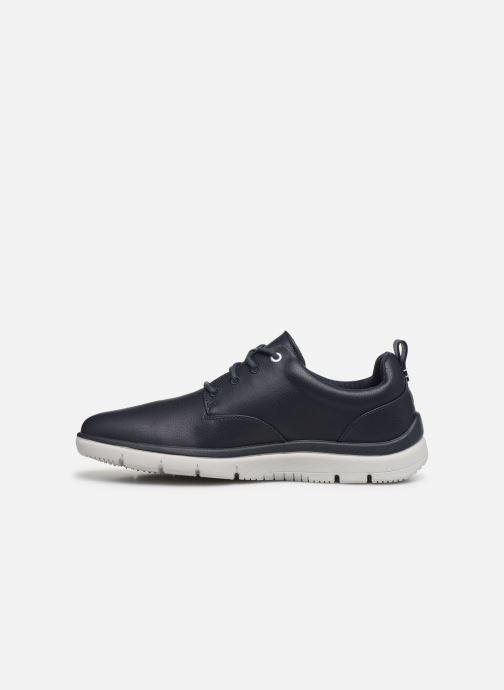 Sneaker Cloudsteppers by Clarks Tunsil Lane blau ansicht von vorne