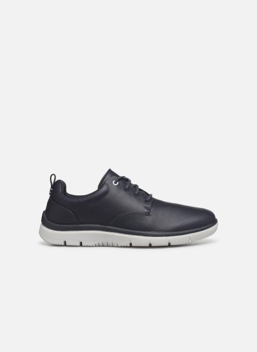 Sneaker Cloudsteppers by Clarks Tunsil Lane blau ansicht von hinten