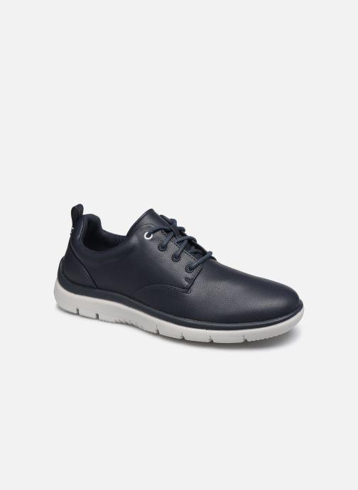 Sneaker Cloudsteppers by Clarks Tunsil Lane blau detaillierte ansicht/modell