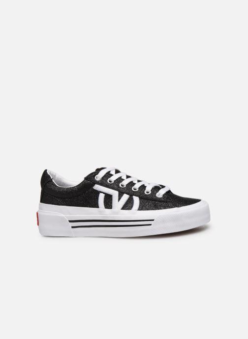 Sneaker Vans Sid NI schwarz ansicht von hinten