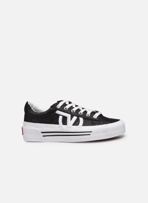 Sneakers Vans Sid NI Zwart achterkant
