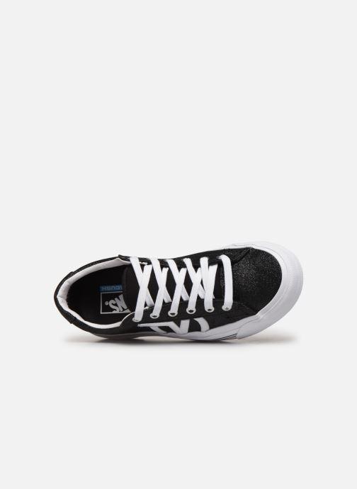 Sneakers Vans Sid NI Zwart links