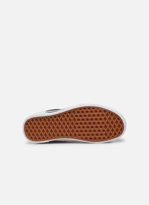 Sneaker Vans Sid NI schwarz ansicht von oben