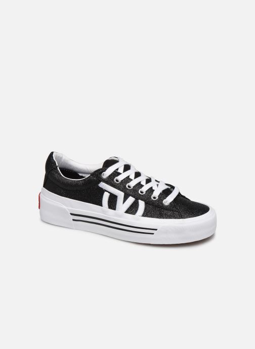 Sneakers Vans Sid NI Zwart detail