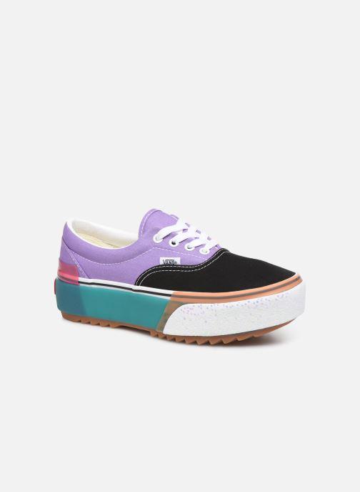 Sneakers Vans Era Stacked Multicolor detail