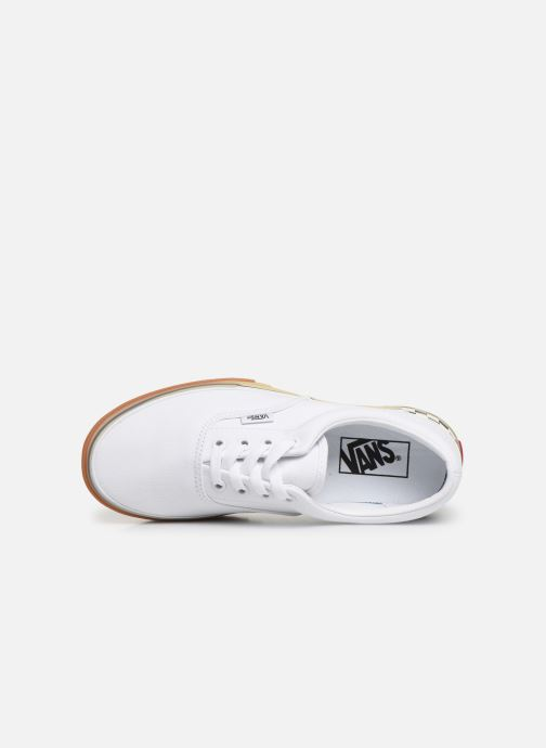 Trainers Vans Era Stacked White view from the left