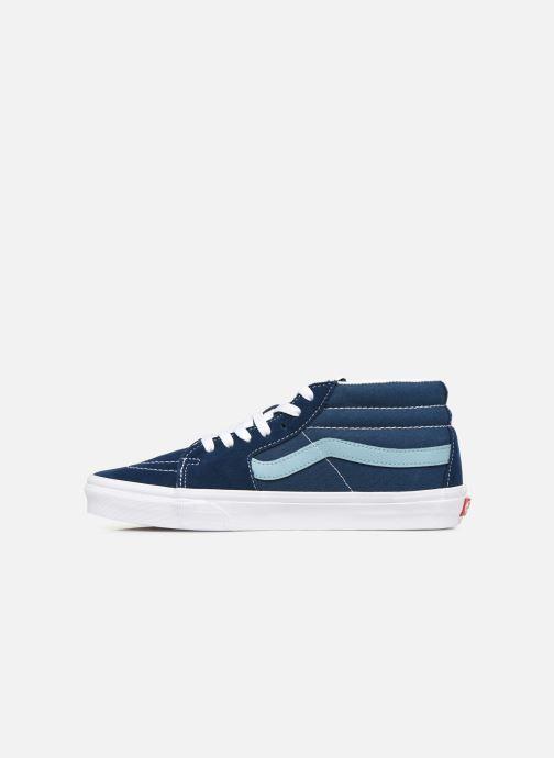 Vans SK8 Mid (blau) Sneaker chez Sarenza (400013)
