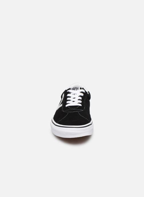 Sneakers Vans Vans Sport Zwart model