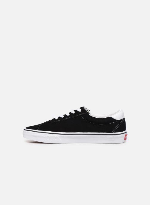 Sneakers Vans Vans Sport Zwart voorkant