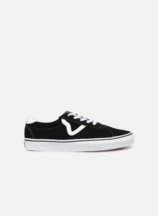 Sneakers Vans Vans Sport Zwart achterkant