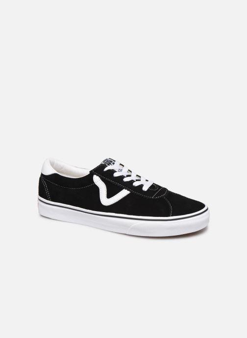 Sneakers Vans Vans Sport Zwart detail