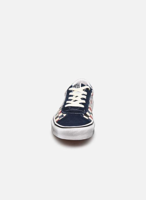 Sneaker Vans Vans Sport mehrfarbig schuhe getragen