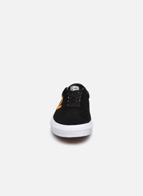 Sneaker Vans Vans Sport schwarz schuhe getragen