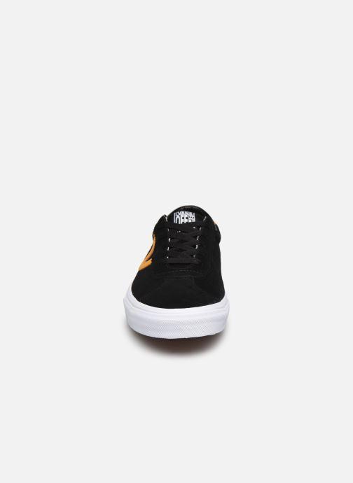 Baskets Vans Vans Sport Noir vue portées chaussures