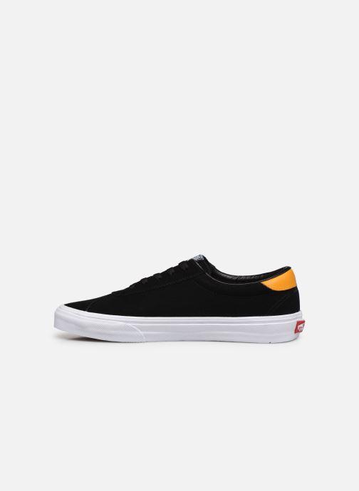 Sneaker Vans Vans Sport schwarz ansicht von vorne