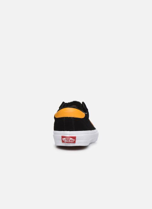 Sneaker Vans Vans Sport schwarz ansicht von rechts