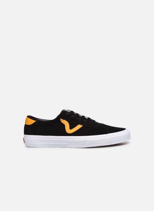 Sneaker Vans Vans Sport schwarz ansicht von hinten