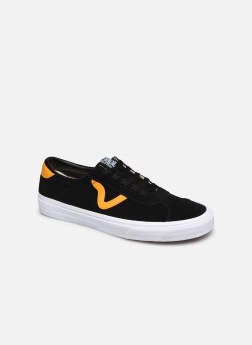 Sneaker Vans Vans Sport schwarz detaillierte ansicht/modell