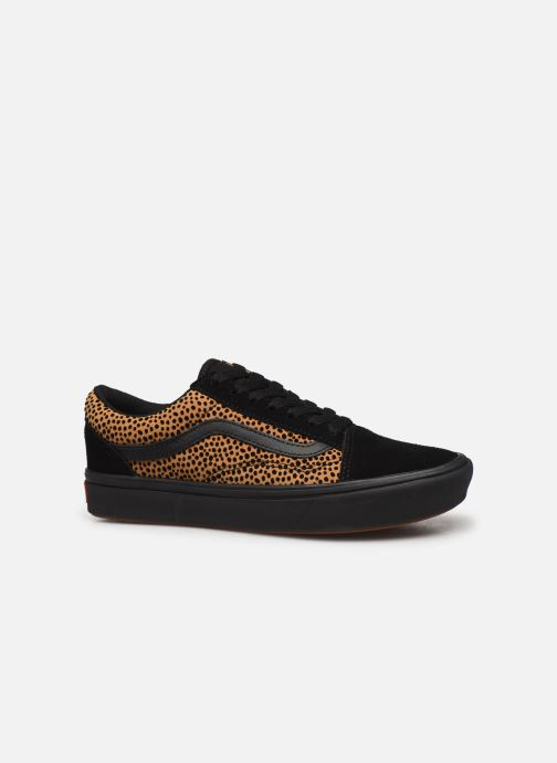 Sneakers Vans ComfyCush Old Skool W Zwart achterkant