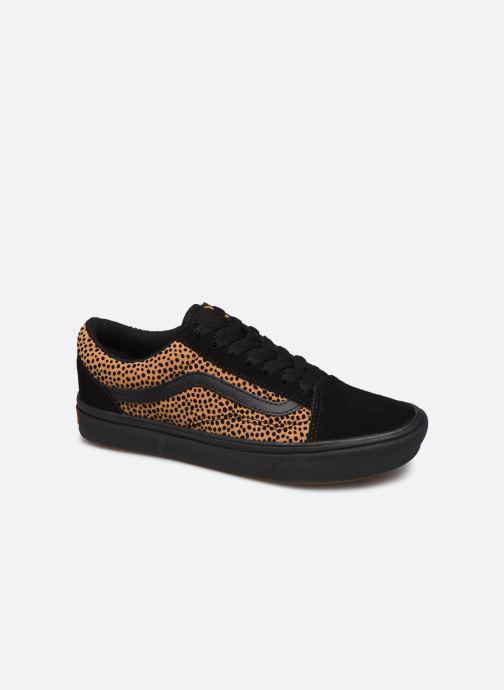 Sneakers Vans ComfyCush Old Skool W Zwart detail