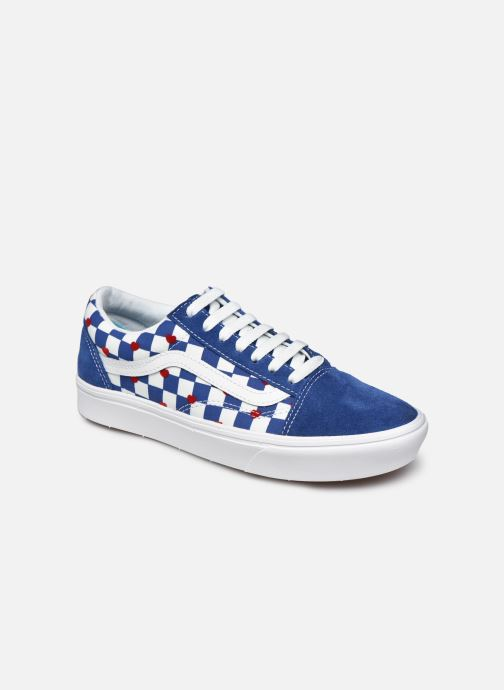 Sneaker Vans ComfyCush Old Skool W blau detaillierte ansicht/modell