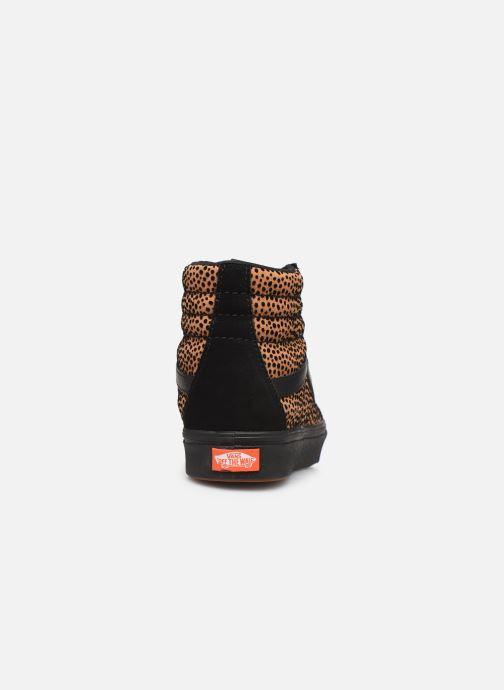 Baskets Vans ComfyCush SK8-Hi Reissue Noir vue droite