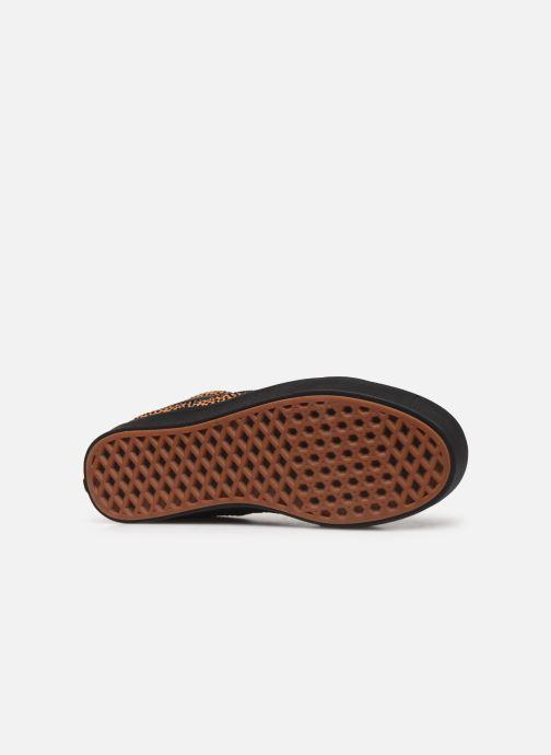 Baskets Vans ComfyCush SK8-Hi Reissue Noir vue haut