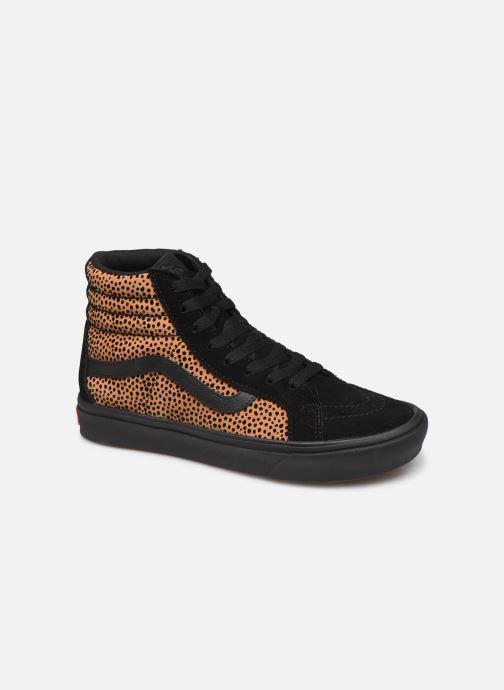 Baskets Vans ComfyCush SK8-Hi Reissue Noir vue détail/paire