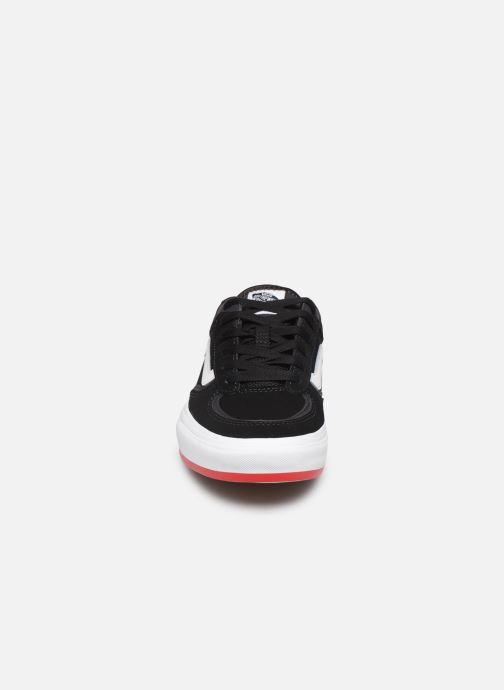 Sneaker Vans Rowley Classic schwarz schuhe getragen