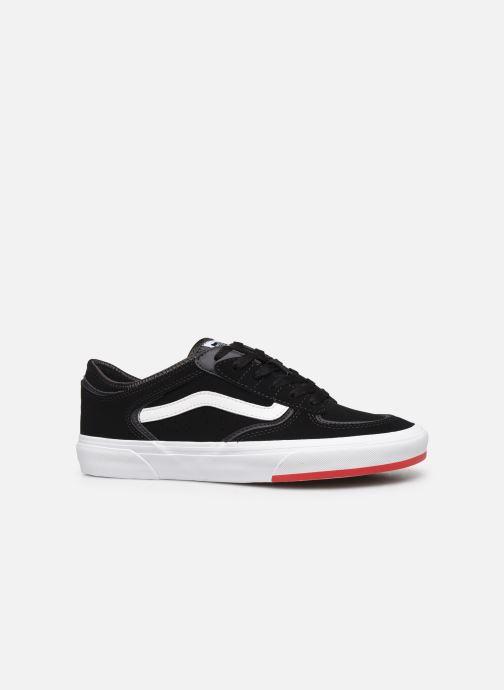 Sneaker Vans Rowley Classic schwarz ansicht von hinten