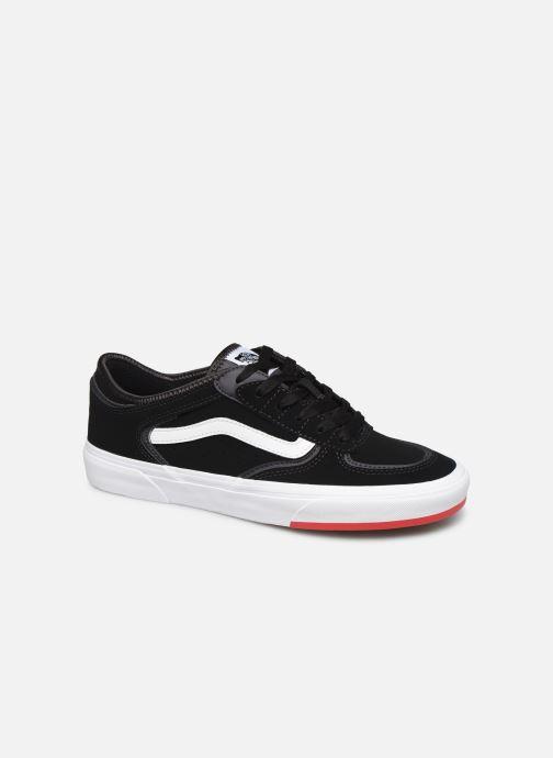 Sneaker Vans Rowley Classic schwarz detaillierte ansicht/modell