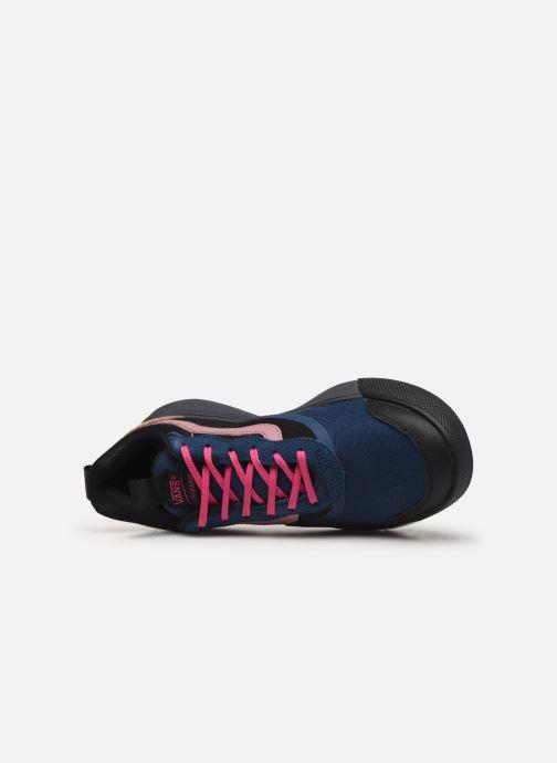 Sneaker Vans UltraRange mehrfarbig ansicht von links