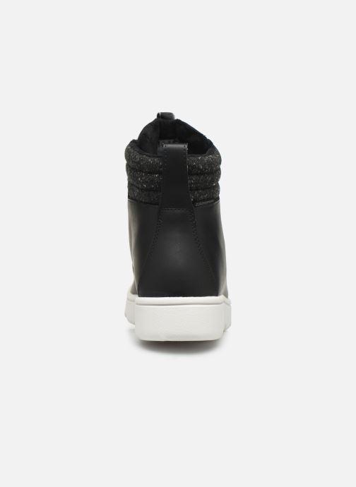 Boots en enkellaarsjes Cloudsteppers by Clarks Step Explor Hi Zwart rechts