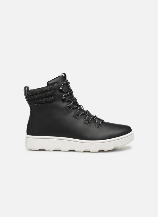 Boots en enkellaarsjes Cloudsteppers by Clarks Step Explor Hi Zwart achterkant