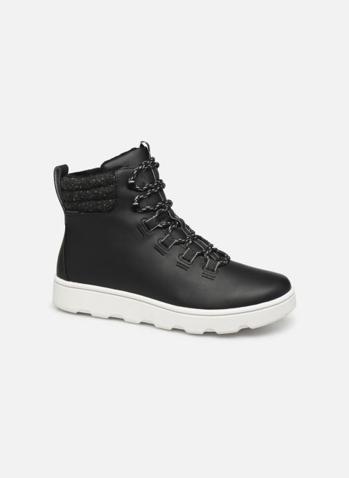 Bottines et boots Cloudsteppers by Clarks Step Explor Hi Noir vue détail/paire