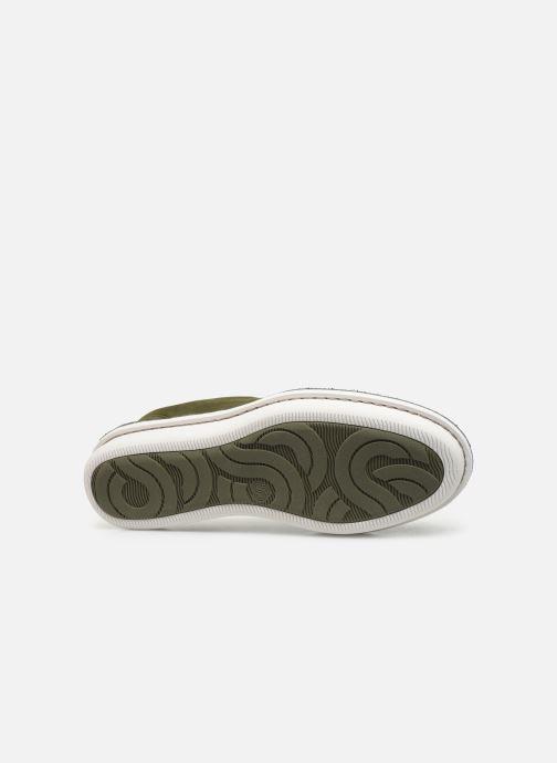 Zapatos con cordones Cloudsteppers by Clarks Step Welt Free Verde vista de arriba