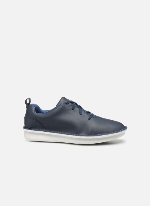 Chaussures à lacets Cloudsteppers by Clarks Step Welt Free Bleu vue derrière