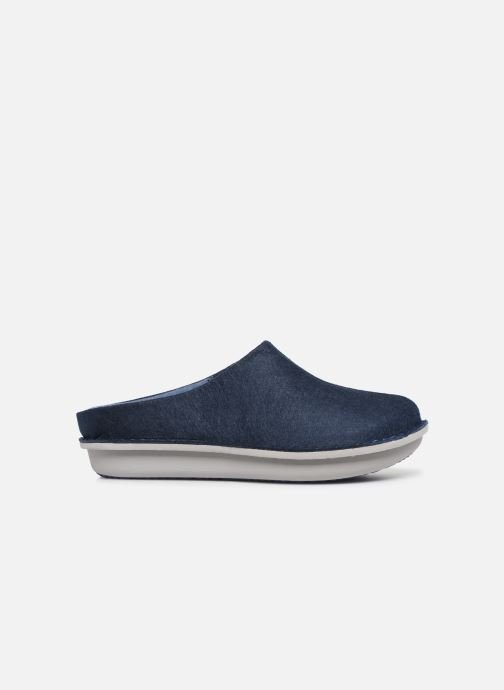 Pantoffels Cloudsteppers by Clarks Step Flow Clog Blauw achterkant