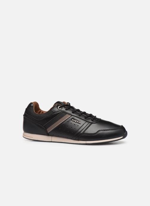 Sneakers Kappa Hewish Zwart achterkant