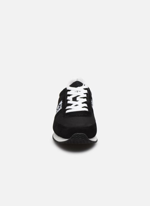 Sneaker Kappa Curtis schwarz schuhe getragen