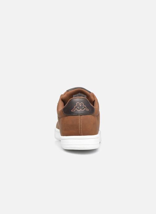 Sneakers Kappa Tchouri Marrone immagine destra