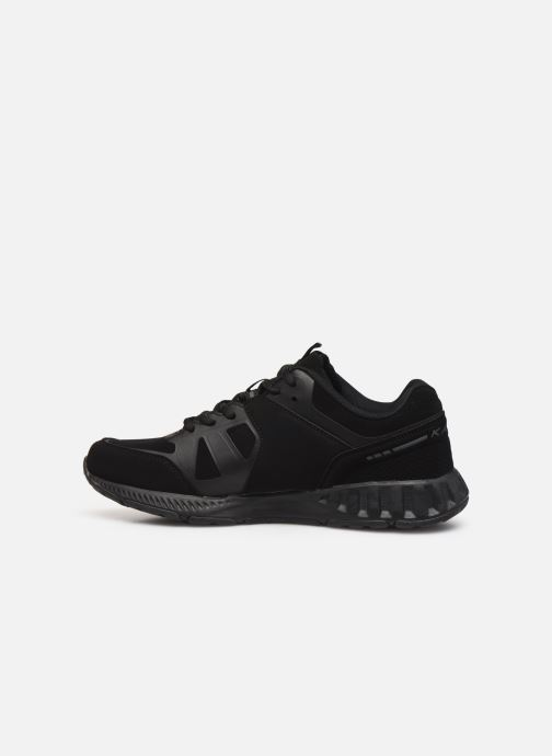 Sneakers Kappa Birdy PU Zwart voorkant