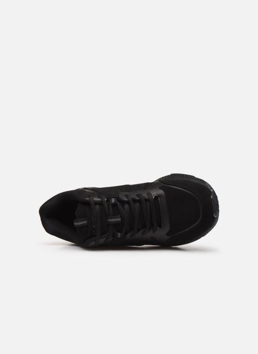 Sneakers Kappa Birdy PU Zwart links