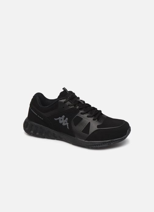 Sneakers Kappa Birdy PU Zwart detail