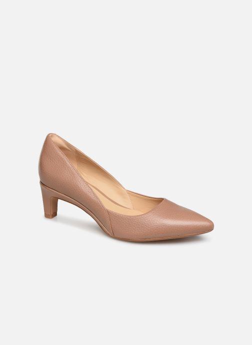 High heels Clarks Ellis Rose Beige detailed view/ Pair view