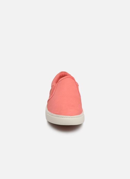 Trainers Clarks Glove Puppet Pink model view
